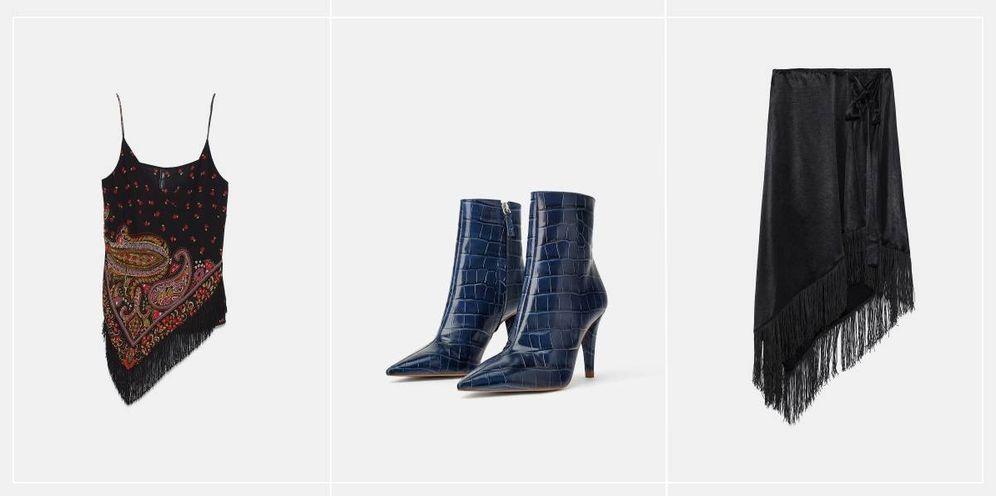 Foto:  Uno de los looks de Zara. (Cortesía de la marca)