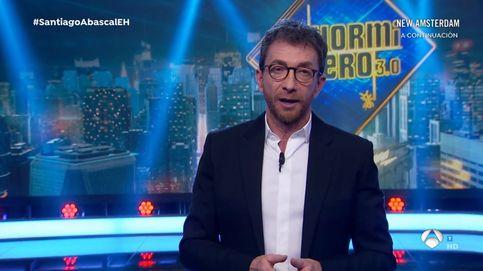 Pablo Motos responde al boicot por invitar a Santiago Abascal