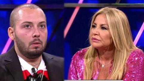 Cristina Tárrega noquea a José Antonio Avilés en 'Animales nocturnos'