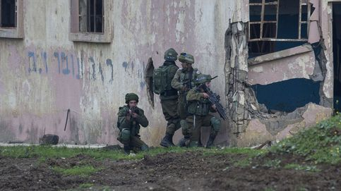 Entrenamiento del ejército israelí