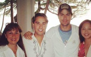 El primo de Enrique Iglesias aspirante a congresista de EE.UU: Mi familia es increíble