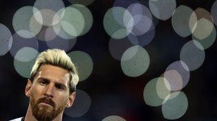 El alocado verano de Messi