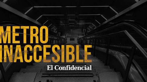 Metro inaccesible: cuando viajar con hijos pequeños se convierte en una pesadilla