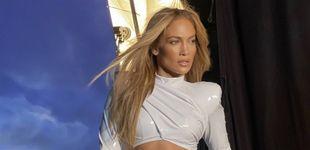Post de Jennifer Lopez solo se viste de blanco desde que se ha separado
