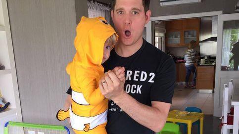 El hijo de Michael Bublé tiene cáncer de hígado y necesita meses de 'quimio'