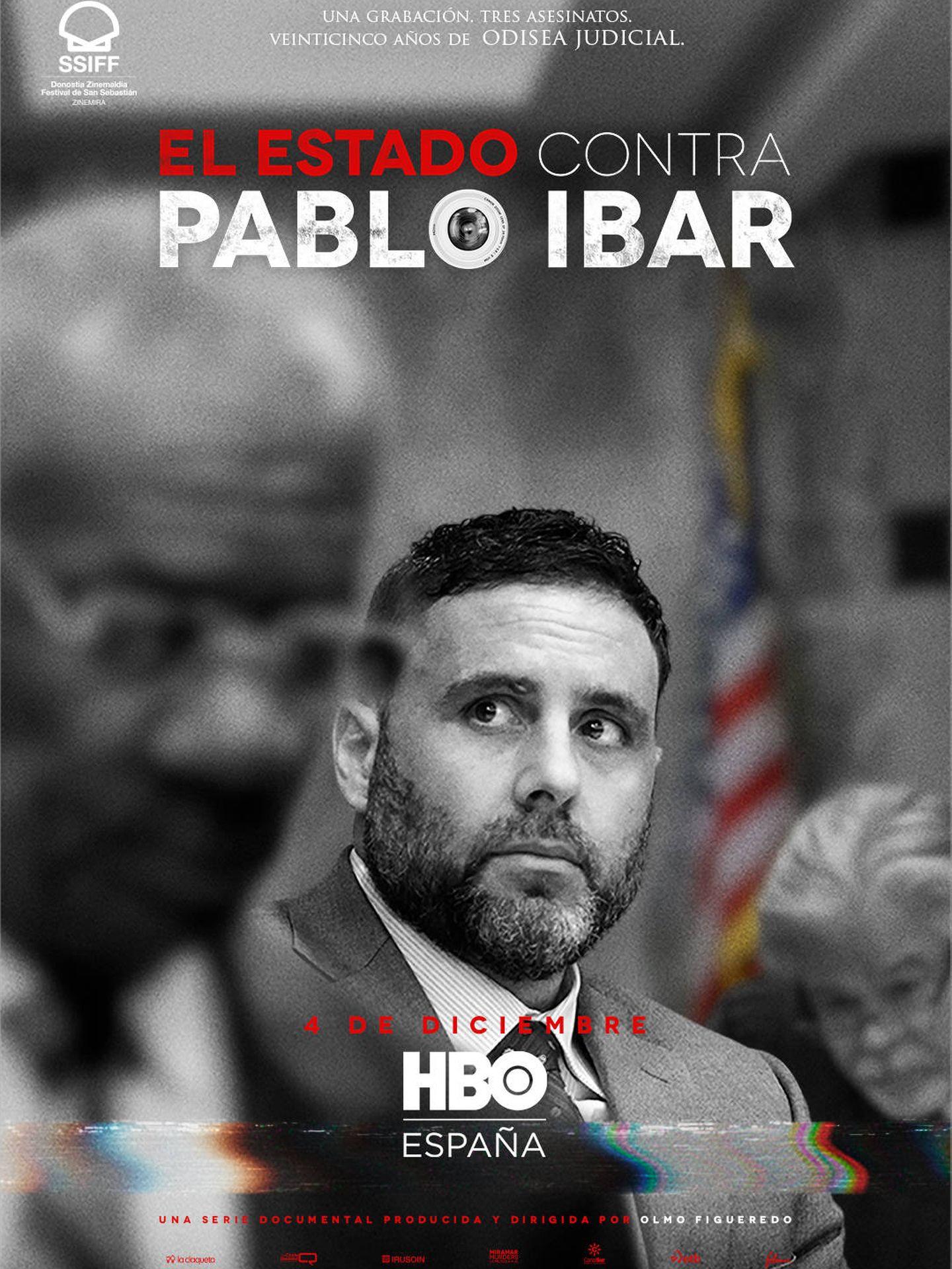 Cartel de la serie documental. (HBO)