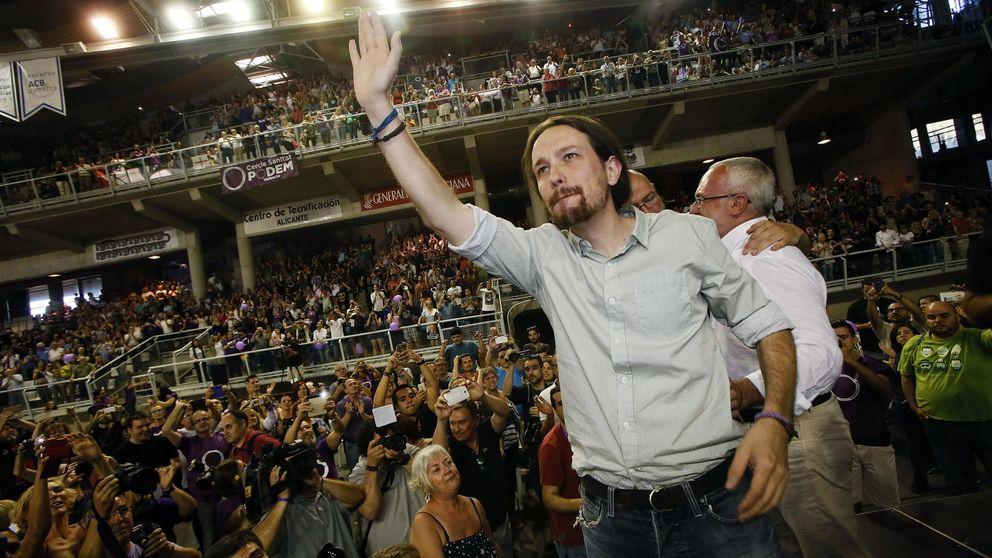 Pablo Iglesias reformará la Constitución para impulsar el derecho a decidir