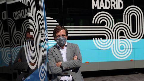 Almeida anuncia buses gratis dos semanas de septiembre durante las horas punta