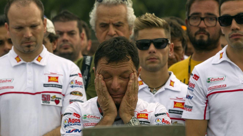 Muere por covid a los 60 años Fausto Gresini, dos veces campeón del mundo en 125 cc.
