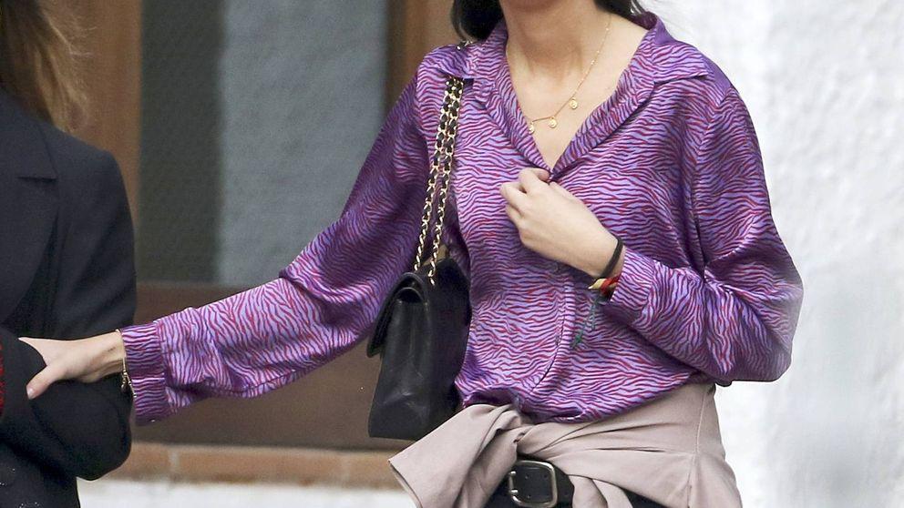 Victoria Federica lleva la camisa que arrasa entre las influencers