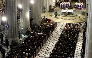 """Funeral de Estado por el 11-M: """"Hay que estar abiertos al perdón siempre"""""""