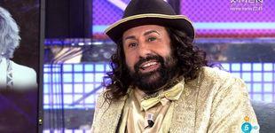 Post de 'Sábado Deluxe': Juan Miguel deja en cueros a Karina tras desvelar su
