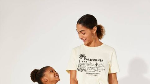 Este verano tú y tus hijos iréis a conjunto con una camiseta de 10 euros de H&M