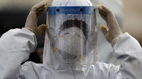 En este hospital, la mortalidad del covid es la del ébola: Te giras y han dejado de respirar
