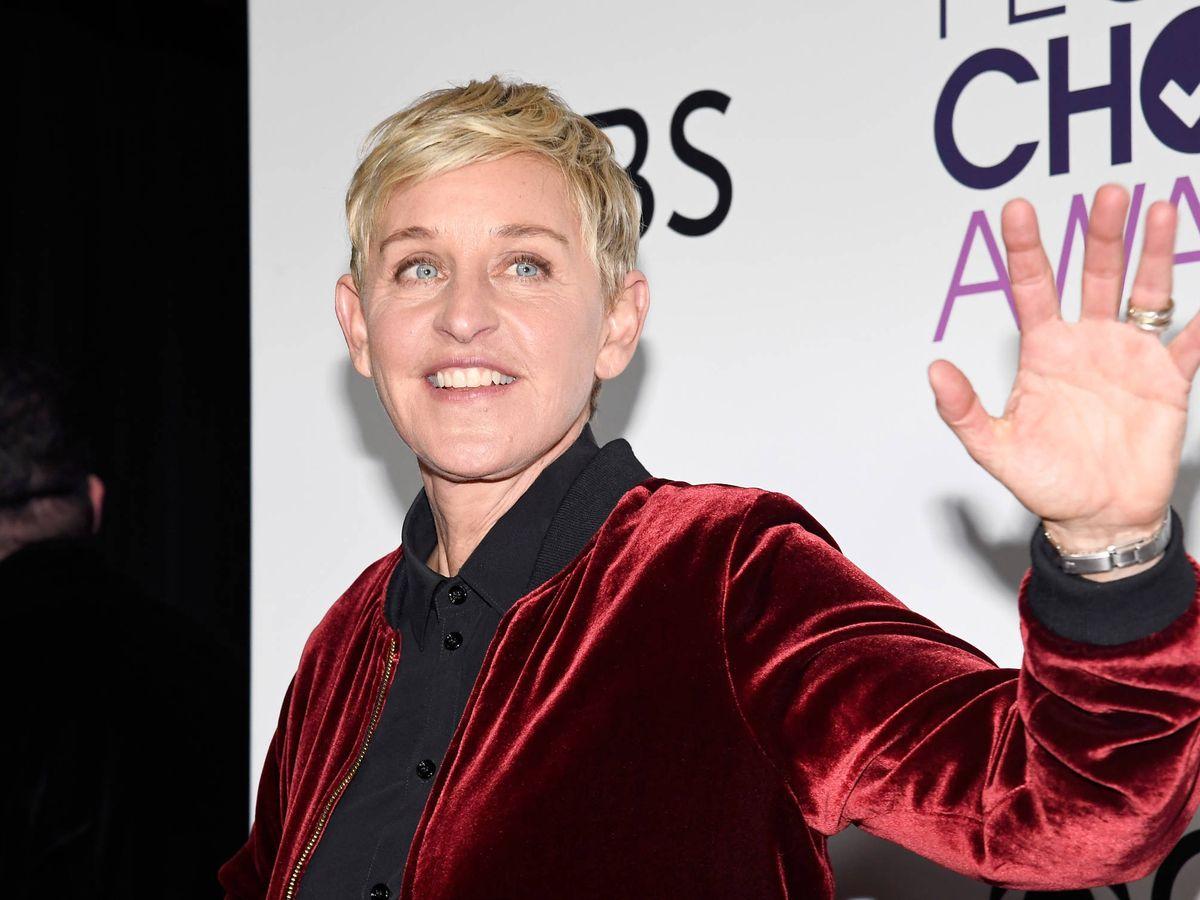 Foto:  Ellen DeGeneres. (Getty)