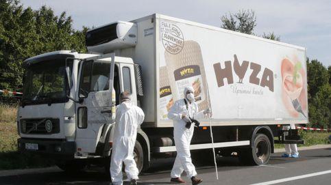 No eran 50 sino 70 refugiados los que murieron hacinados en el camión en Austria