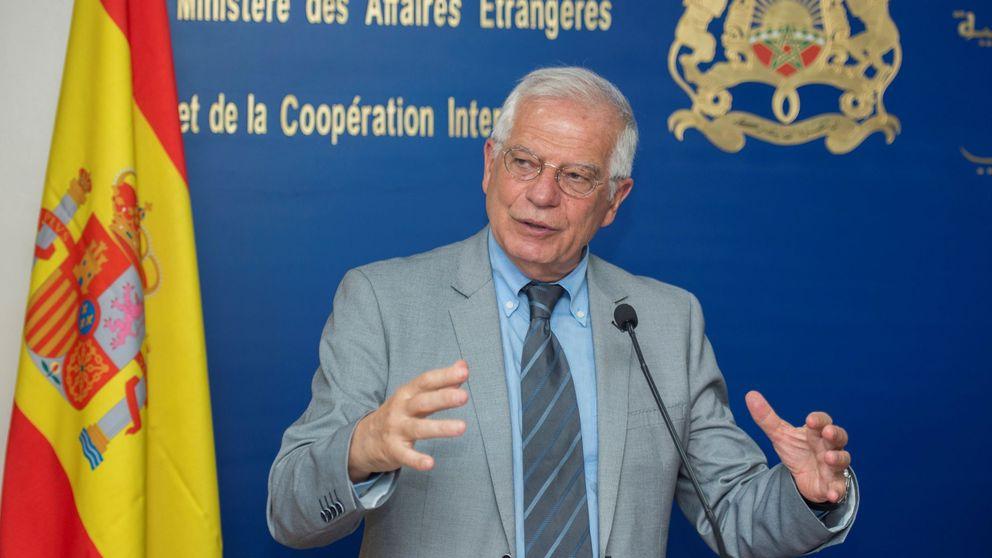 Borrell y Tintori señalan que España debe liderar la ayuda humanitaria en Venezuela