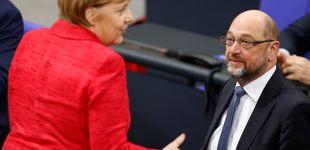 Post de Merkel corteja a Schulz: comienza el largo camino para formar Gobierno en Alemania