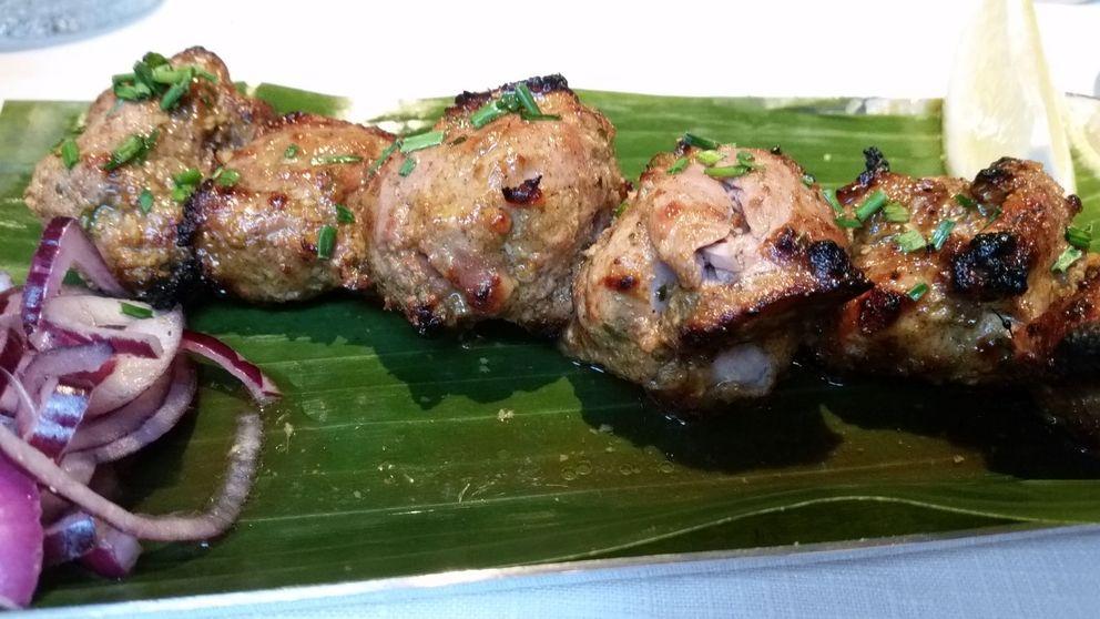 Tilk, un nuevo restaurante indio en Madrid