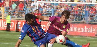 Post de Extremadura - Real Zaragoza: horario y dónde ver en TV y 'online' LaLiga SmartBank