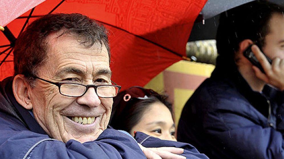Foto: Fernando Sánchez Dragó, heredero por sorpresa