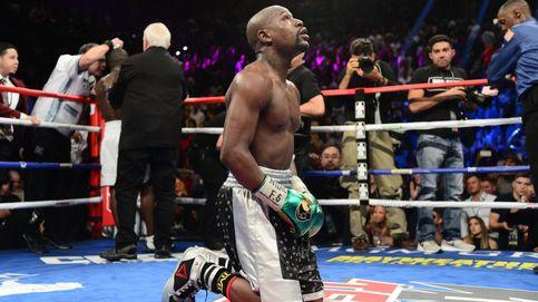 Mayweather dice adiós como el mejor boxeador de la historia entre abucheos