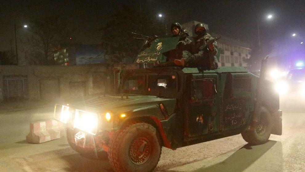 Muere un segundo miembro de la Policía en el ataque talibán en Kabul