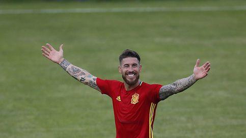 Sergio Ramos da el cante en la nueva canción de la Selección Española