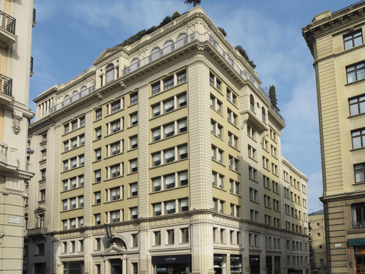 Foto: Hotel Grand Central Barcelona