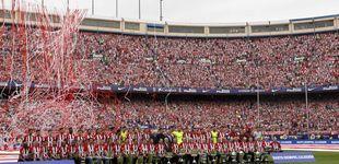Post de El último partido en el Calderón fue un funeral