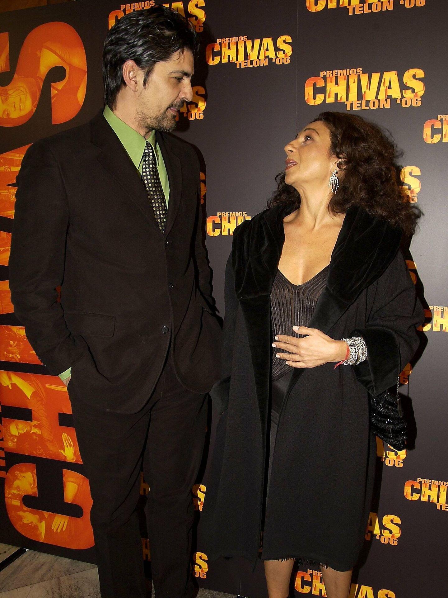 Lolita y Pablo Durán, en una imagen de archivo. (Cordon Press)