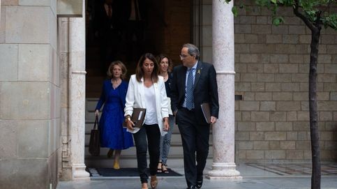 La Generalitat evita embarcarse en la desobediencia institucional que apunta Torra