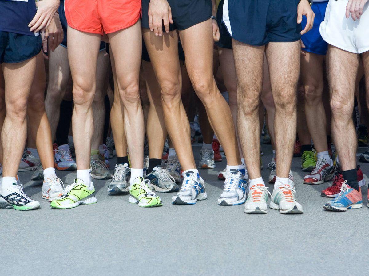 Foto: Las mejores zapatillas para correr en asfalto (Rob Wilson para Unsplash)