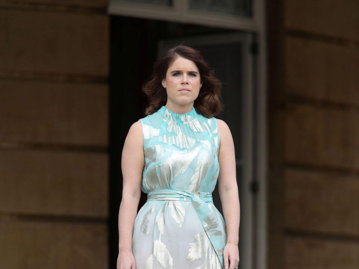 Foto: La princesa Eugenia de York, en una imagen de archivo. (Reuters)