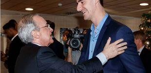 Post de El alivio de Florentino Pérez con la rebaja de sueldos en el Real Madrid del 10 al 20%