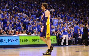 Los Lakers de Pau Gasol comenzarán la temporada de la NBA ante los Clippers