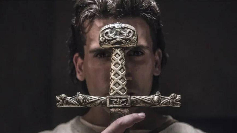 Jaime Lorente interpreta a Ruy Díaz, el Cid, en 'El Cid'. (Amazon Prime Video)