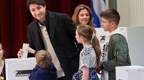 Los liberales de Trudeau se hacen con la victoria a pesar de la pérdida de apoyos