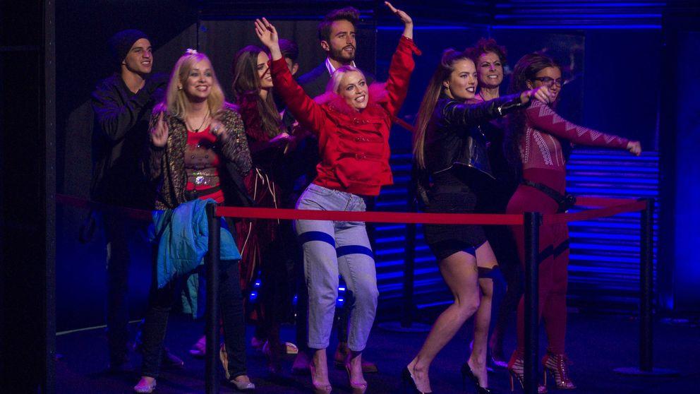 Share social: El Tekila ('Got Talent') no hace sombra a 'GH VIP 5'