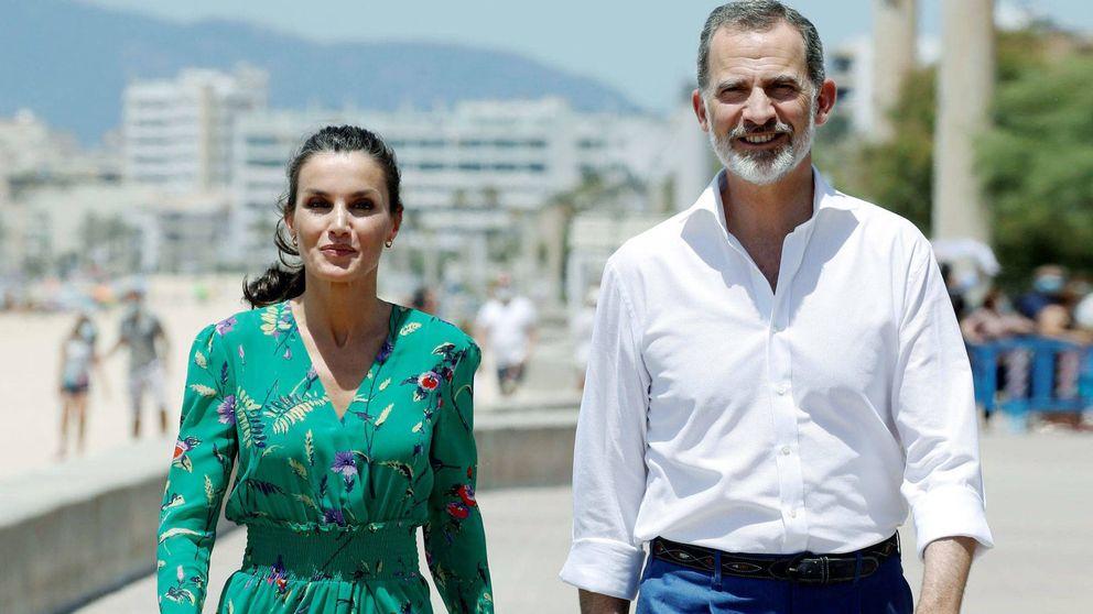 Se retrasan y se complican (aún más) las vacaciones de Felipe y Letizia en Mallorca