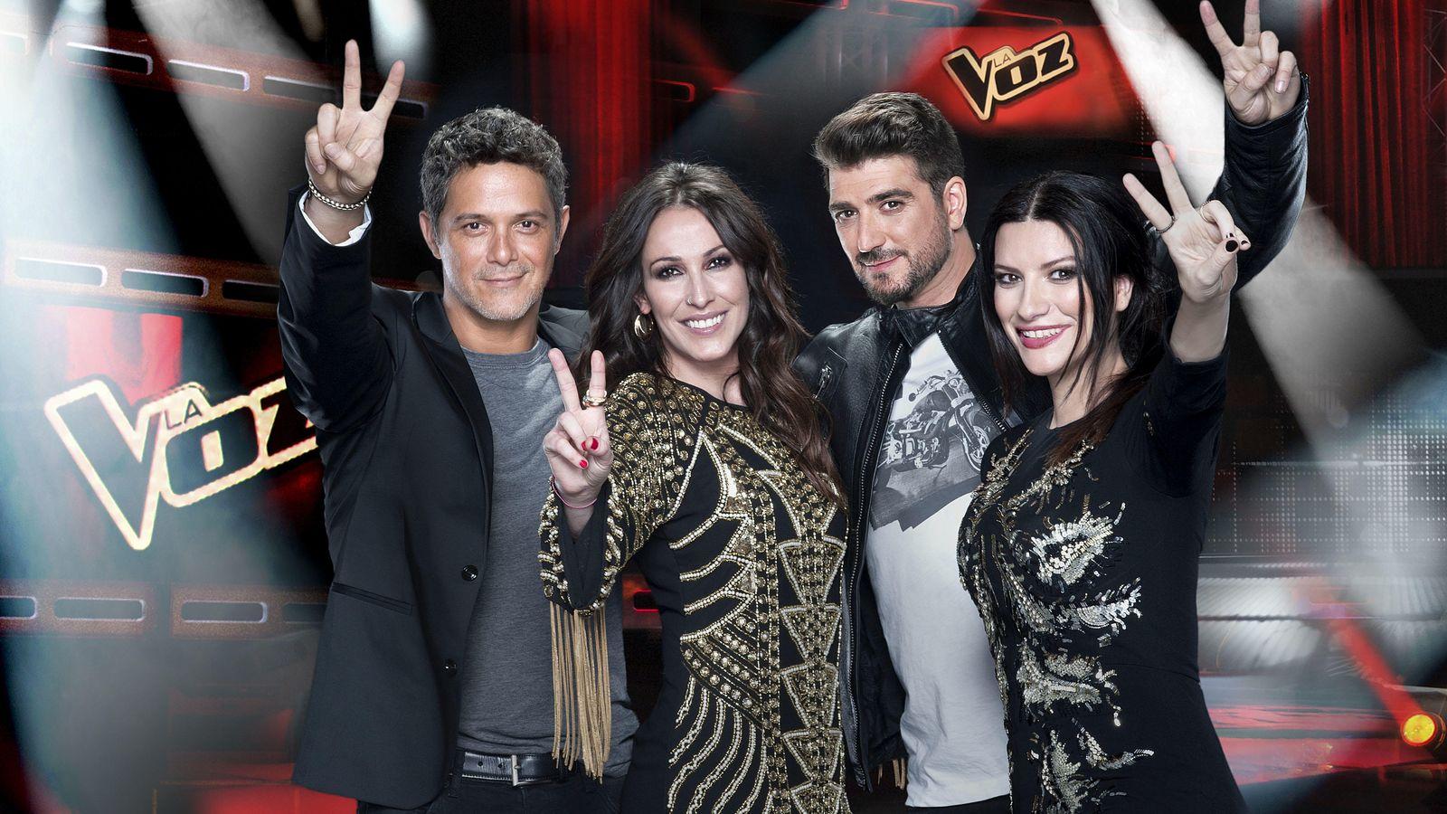 Foto: Directo de 'La Voz': Alejandro Sanz, Pausini, Orozco y Malú lo dan todo en el 'talent show'