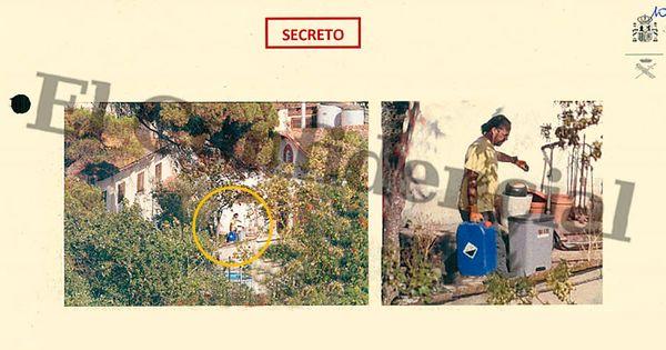"""Una casa familiar con explosivos y notas de """"esquema bomba"""": así se registró a los CDR"""