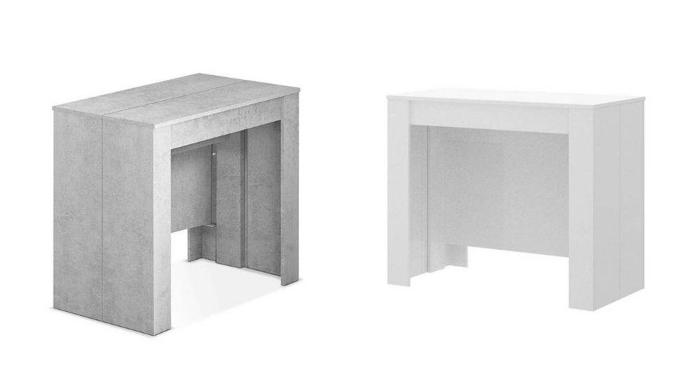 Las mejores mesas consola extensibles para tu recibidor, cocina o salón comedor