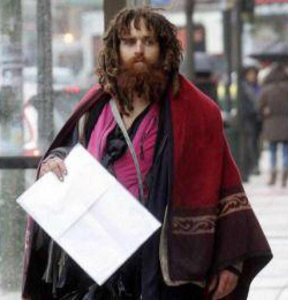Foto: Historia del mendigo más enigmático de España