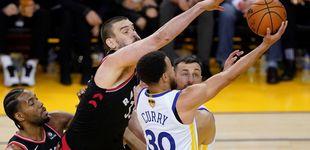 Post de Los Raptors de Marc Gasol aprovechan las bajas de los Warriors y golpean de nuevo