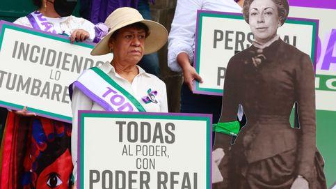 Manifestación en México