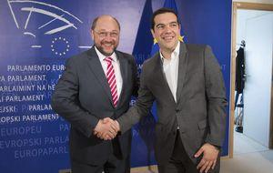 La Eurocámara avisa a Tsipras de que la UE no aceptará una quita