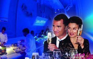 Menú de 3.000€ para los Príncipes en el restaurante de Paco Roncero
