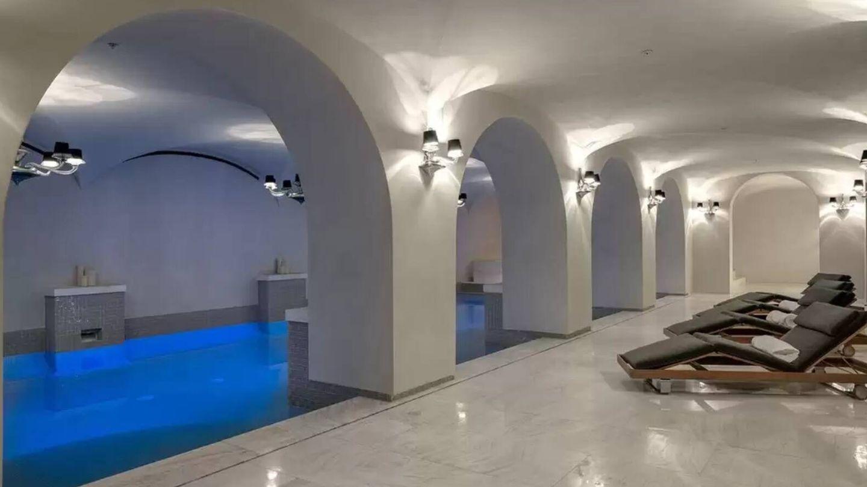 La inmobiliaria Realtor vende esta mansión en la que están interesados Jennifer Lopez y Ben Affleck. (Cortesía)
