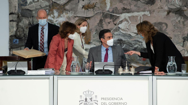 Consejo de Ministros. (Reuters)
